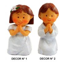 figurine de Communion